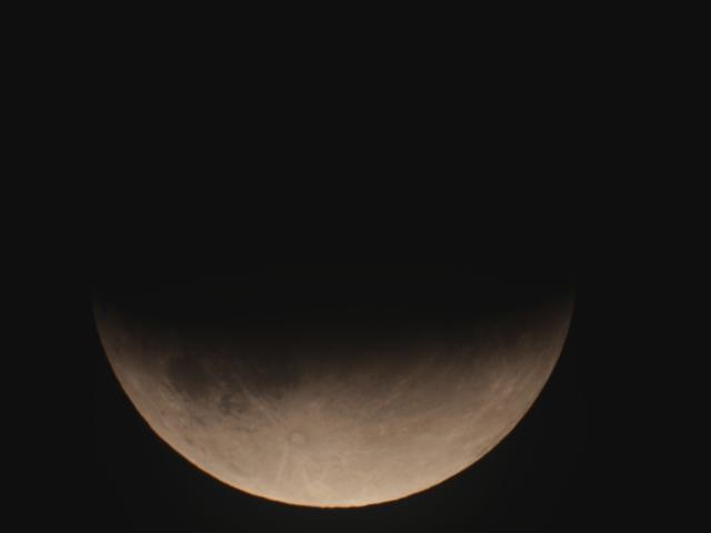 Eclipse lunaire du 16 juillet 2019