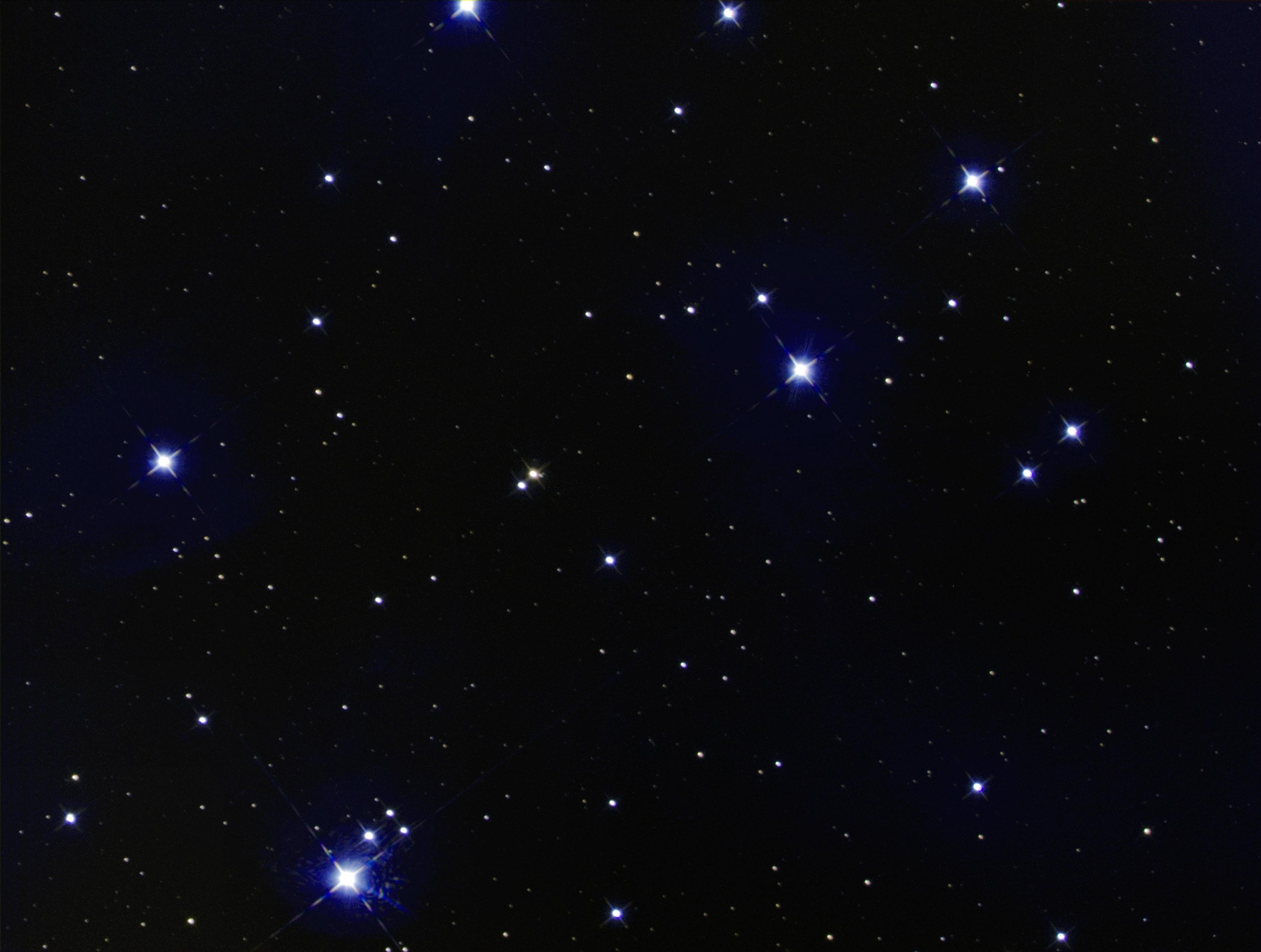 M45 Ha RVB