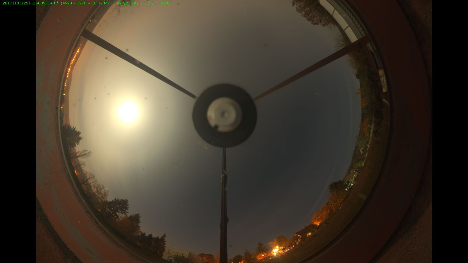 Planetumforschung 2017 11 03